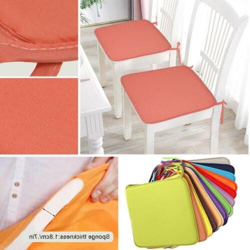 US 2Pc Cushion Pads Indoor Kitchen Office