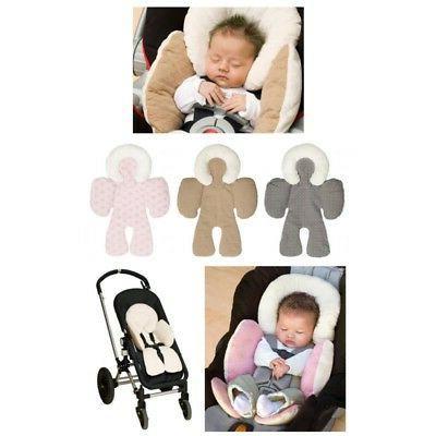 Baby Stroller Pad Mat Head Support Pillow US