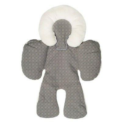 Newborn Car Seat Stroller Liner Cushion Mat Pushchair Cotton Warm Pad Cover