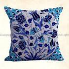 US SELLER, seat cushion cover retro boho floral cushion cove