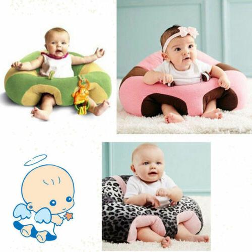 USA Baby Support Seat Chair Cushion Plush Pillow Toy