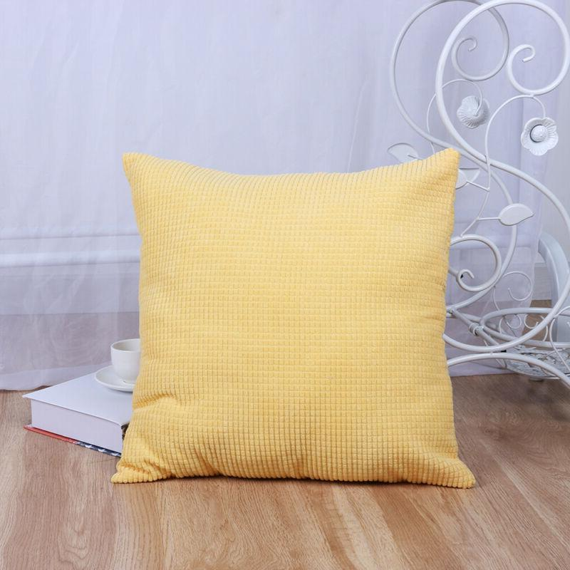 Seat Home Throw Pillow Cases Cushion Cover