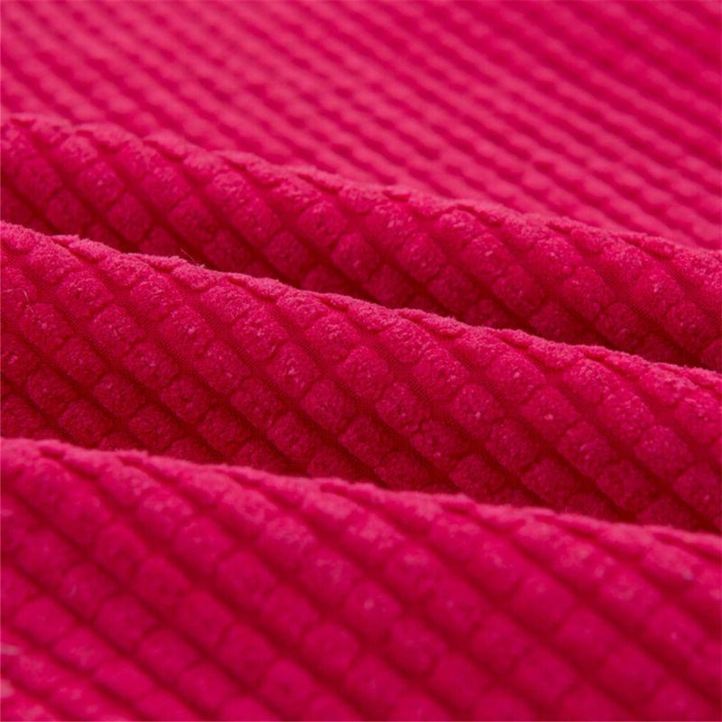 Sofa Seat Winter Corn velvet Throw Cases Cover