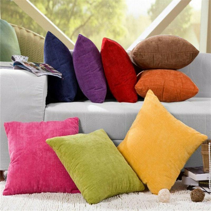 Waist Car Sofa Cushion Cover Throw Warm
