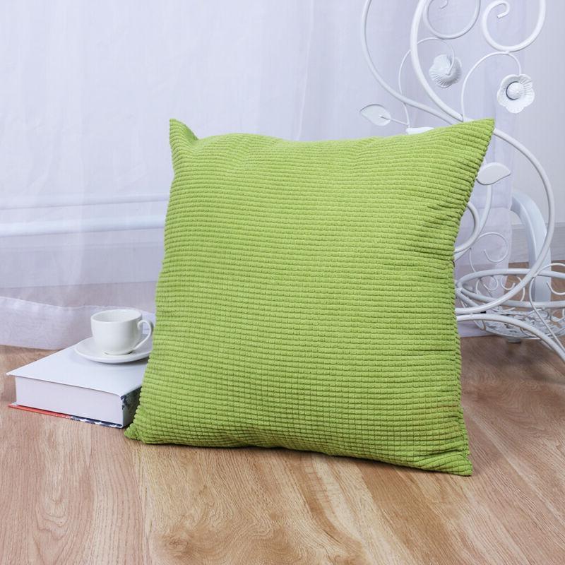Waist Cushion Cover velvet Throw Cases