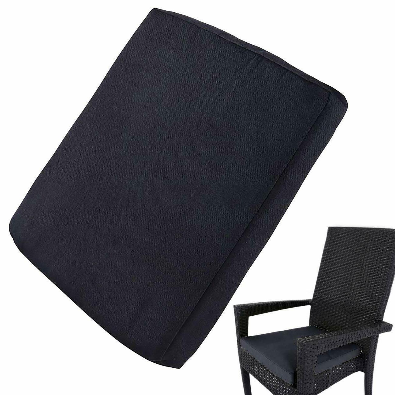 Home Outdoor Waterproof Chair Seat Pads/Cushions with Ties G