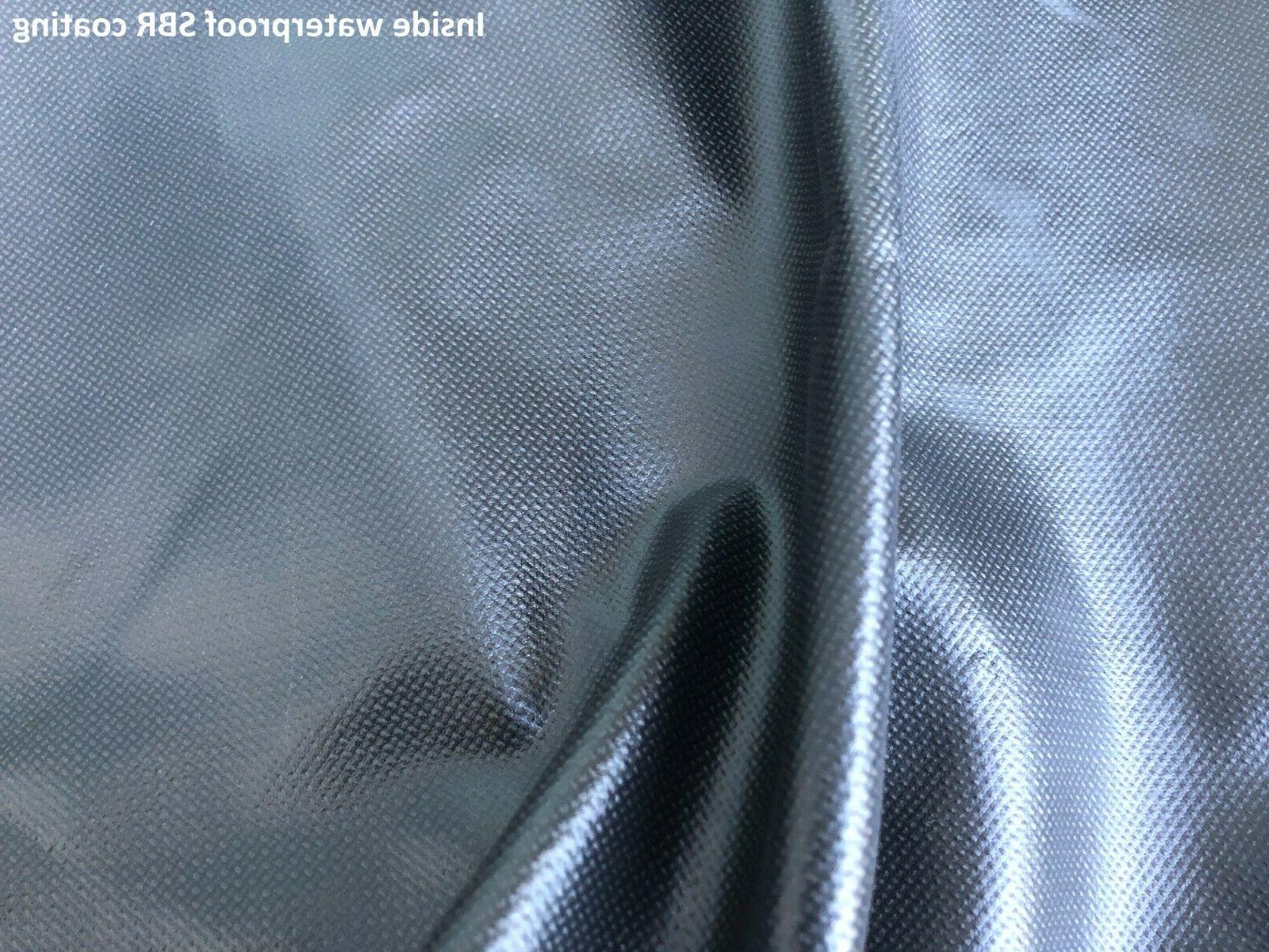 "Waterproof Patio Cover Duvet Case 20""X18""X4"" Peacock"