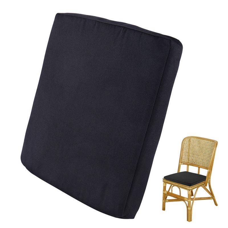 waterproof square chair cushion pad seat patio