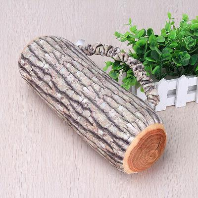 Wood Shape Soft Car Decor
