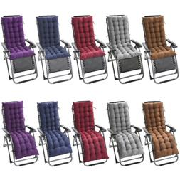 Lounge Chair Cushion Tufted Soft Outdoor Rocking Seat Deck C