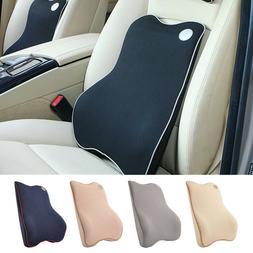 Lumbar Back Support Car Seat Office Home Chair Cushion Pillo