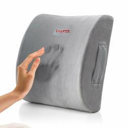 lumbar pillow support seat cushion for car
