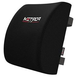 Lumbar Support for Office Chair | Back Pillow for Car | Memo