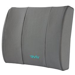 Xtra-Comfort Back Support Pillow - Lumbar Support Cushion Fo