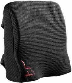 Lumbar Support Pillow Memory Foam Back Cushion Car Seat Back