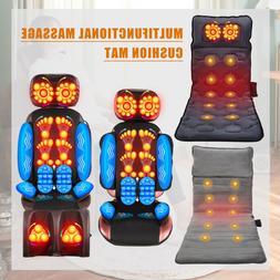 Massage Chair Cushion Massage Pad Mat Massager Shiatsu Car S