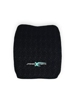 NEW Memory Foam Back & Lumbar Cushion with Bamboo Washable H