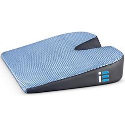 Memory Foam Car Seat Cushion: Breathable, Non Slip, Dual Lay