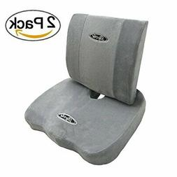Memory Foam Coccyx Orthoped Back Cushion Back Support Lumbar
