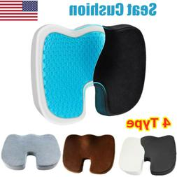 Memory Foam Coccyx Orthopedic Car Seat Office Chair Cushion