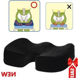 Memory Foam Coccyx Seat Chair Pad Cushion Support Pillow Sci