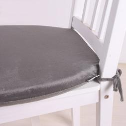 M MOCHOHOME Memory Foam Dining Chair Cushion Pad with Ties,