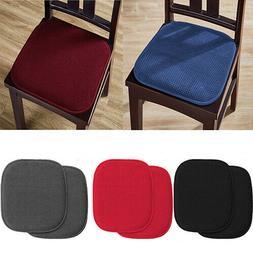 "Memory Foam Honeycomb Nonslip Back 16"" x16"" Chair/Seat Cushi"