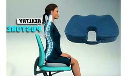 Miracle Orthopedic Bamboo Cushion Comfort Seat Pillow Car