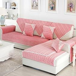 OstepDecor Multi-size Soft Rectangular Winter Quilted Furnit