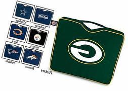 NFL Lightweight Stadium Bleacher Seat Cushion with Carrying