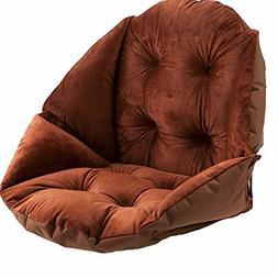 Non-Slip Comfortable Back Cushion Office Car Kitchen Home Ch