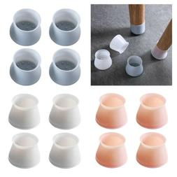 Non-slip Table Chair Leg Silicone Cap Pad Furniture Feet Cov