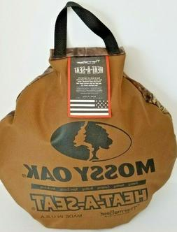 "Mossy Oak/Northeast Products ""Thermaseat"" Heat-a-Seat"