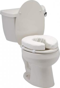 "NOVA Toilet Seat Cushion, 2"" Padded Attachment Cover, For"