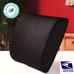 Office Chair Lumbar Support Cushion Car Seat Pillow Back Pai