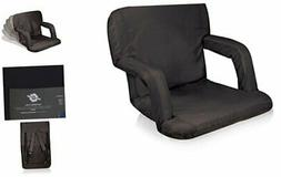 - Ventura Reclining Stadium Seat for Bleachers with Back Sup