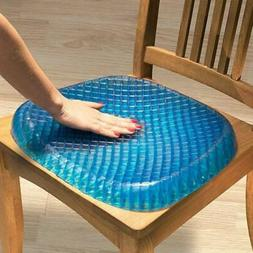 orthopedic cooling gel therapy coccyx seat cushion