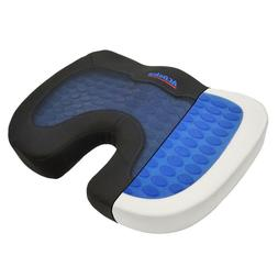 ACDelco Orthopedic Cooling Gel Therapy Coccyx Seat Cushion M