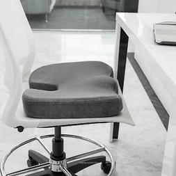 linenspa orthopedic gel foam seat cushion - tailbone/coccyx