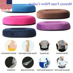 Orthopedic Pillow Butt Seat Cushion for Office Chair & Car T
