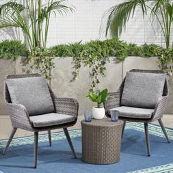 Outdoor Rattan Wicker Patio Furniture Dining Arm Seat Chairs