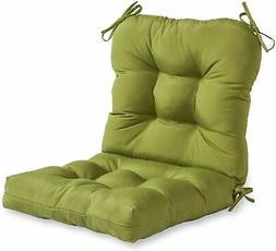 Greendale Home Fashions Outdoor Seat Back Chair Cushion Soft