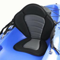 Padded Seat Kayak Boat Cushion Canoe Soft Fishing Backrest C