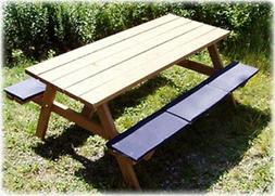 PICNIC TABLE/ BLEACHER SEAT CUSHION  ****CLEARANCE BLOWOUT**