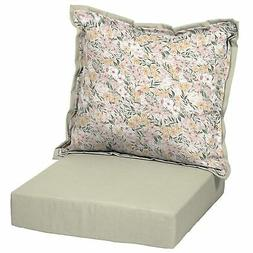Porch & Den Mary Floral Deep Seat Cushion Set Multi