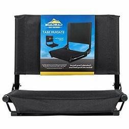 Portable Folding Steel Stadium Seats Bleachers Sports Fan Cu