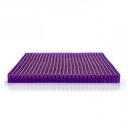 Purple Portable Seat Cushion - Seat Cushion for The Car Or O