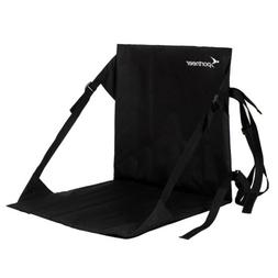 Portable Stadium Chair Padded Seat Cushion Folding Bleacher