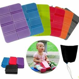 Portable XPE Folding Seat Cushion Pad Waterproof Outdoor Bea