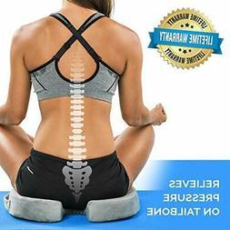 ComfiLife Premium Comfort Seat Cushion Non-Slip Orthopedic M